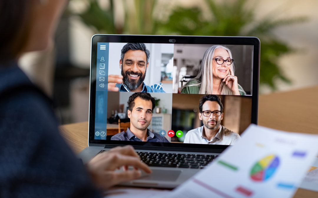 How to Communicate Effectively Using Video Conferencing